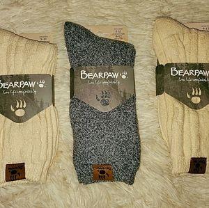 BearPaw Sock Bundle NWT